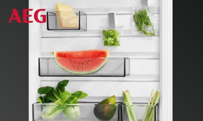 Aeg Customflex Kühlschrank : Aeg hausgeräte alle neuheiten alle informationen