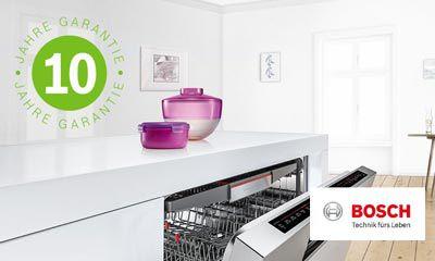 Bosch jahre garantie gegen durchrostung elektroinstallation