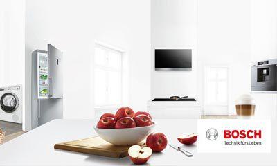 Bosch Kühlschrank Biofresh : Bosch home connect portfolio elektroinstallation elektrogeräte