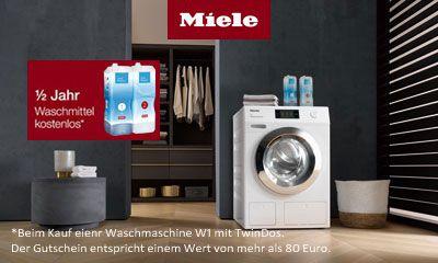 Miele W1 Und 1 2 Jahr Gratis Waschen Elektroinstallation