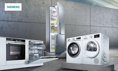 Siemens testsieger elektroinstallation elektrogeräte küchen